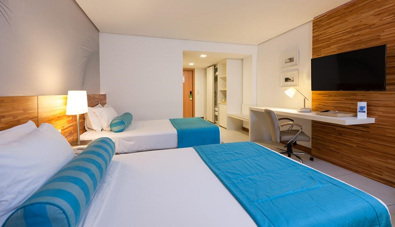 Best Western Premier Maceió - Quarto de hotel
