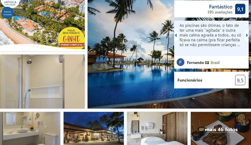 Jatiuca Hotel & Resort em Maceió