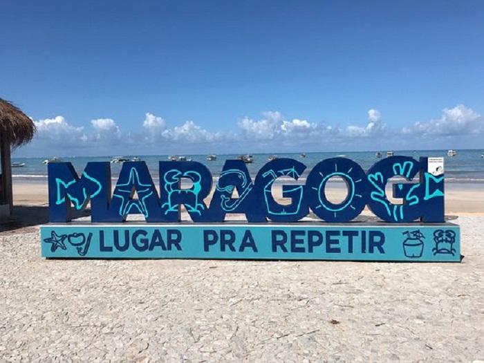 Placa de Maragogi
