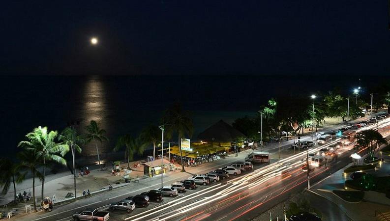 Noite em Maceió