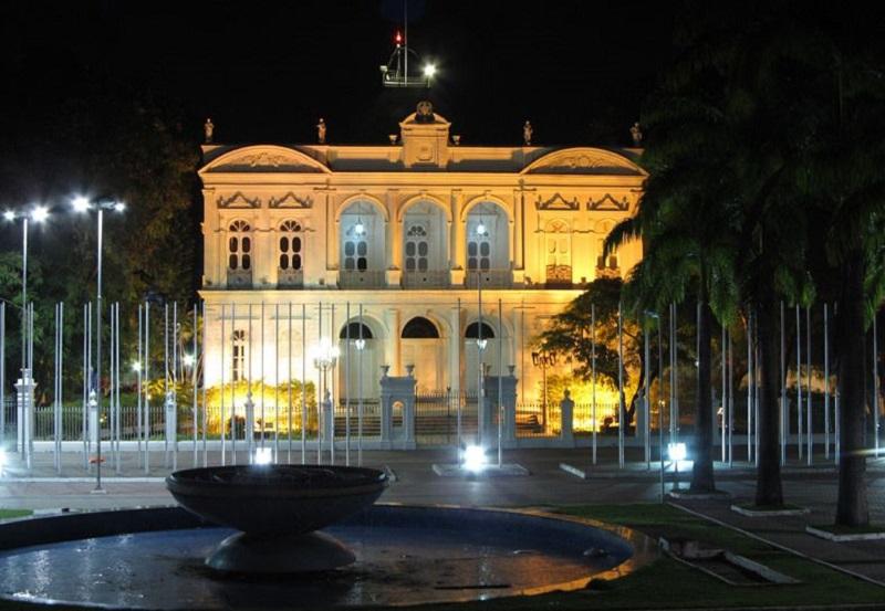 Palácio Floriano Peixoto em Maceió
