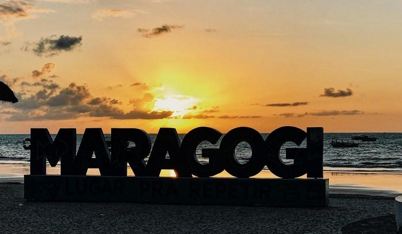 Pôr do Sol em Maragogi