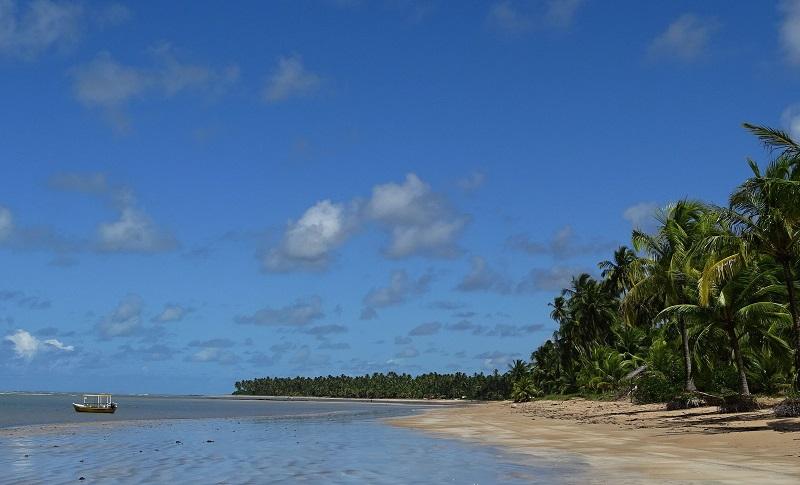 Praia Japaratinga