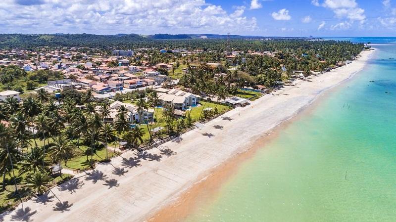 Praia Peroba em Maragogi