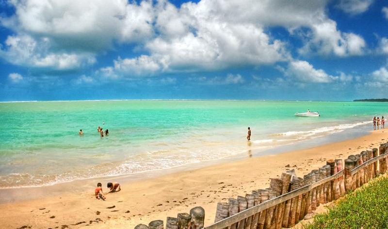 Praia do Peroba em Maragogi
