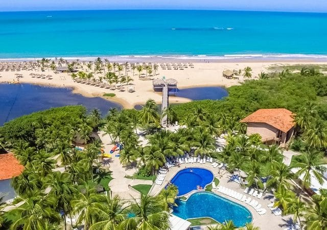Hotéis resort em Maceió