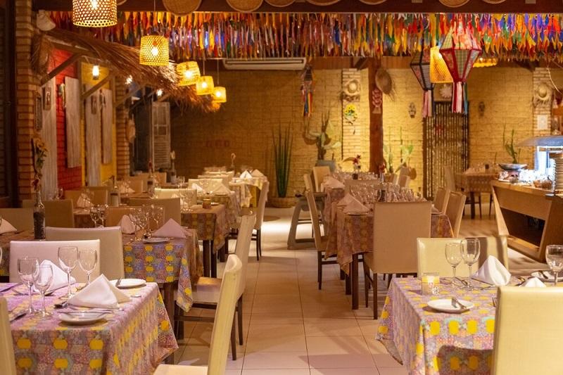 Restaurantes em Maragogi