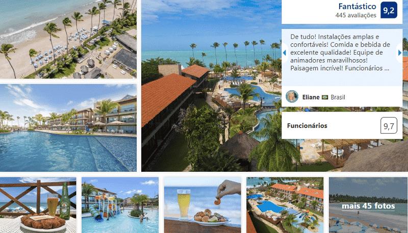 Salinas Maceio All Inclusive Resort em Maceió