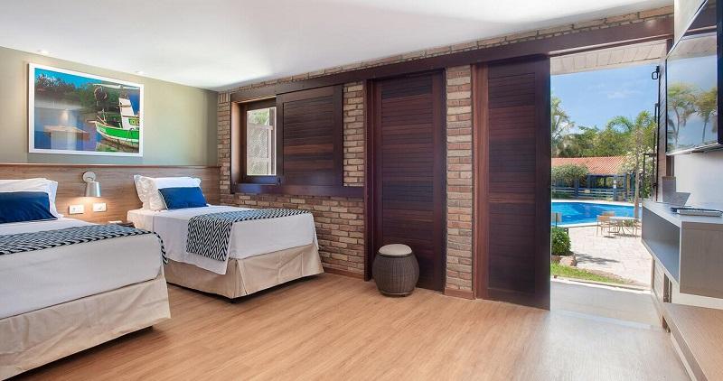 Salinas Maragogi All Inclusive Resort - Quarto