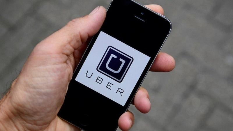 Aplicativo Uber em Maceió