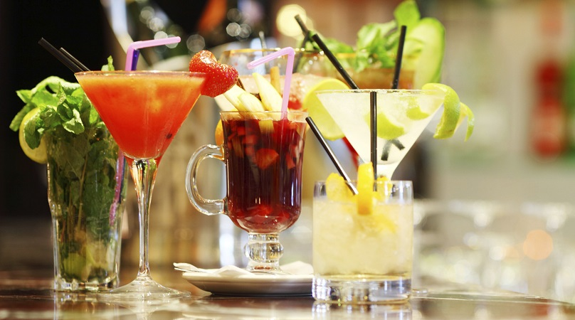 Drinks de bar em Maceió