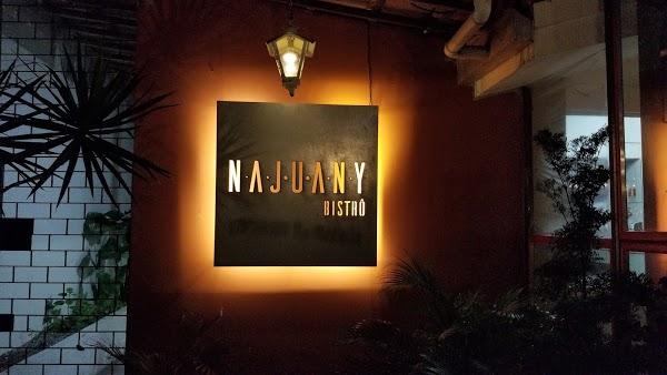 Restaurante Najuany Bistrô em Maceió