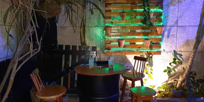 Pallet Bar Maragogi
