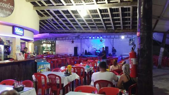 Restaurante/Bar Ponto de Encontro em Maragogi