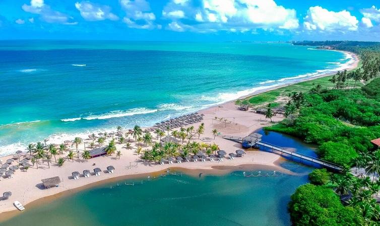 Melhores praias em Maceió