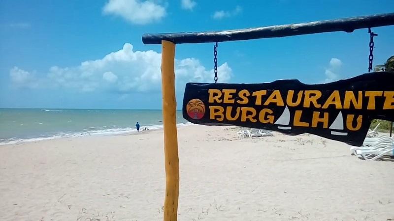 Restaurante Burgalhau em Maragogi