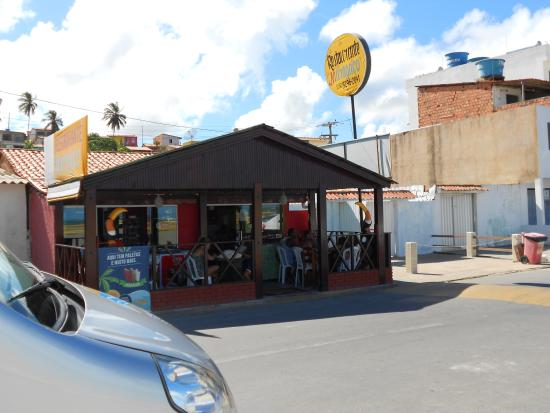 Restaurante Maragaço em Maragogi