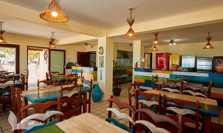 Restaurante Odoiá em Maragogi