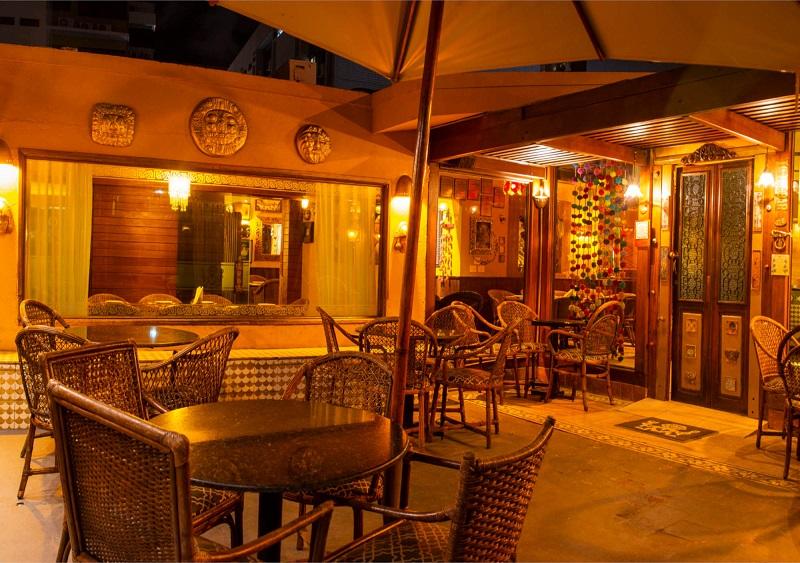 Restaurante Wanchako em Maceió