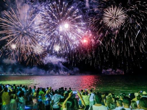 Ano Novo em Maragogi