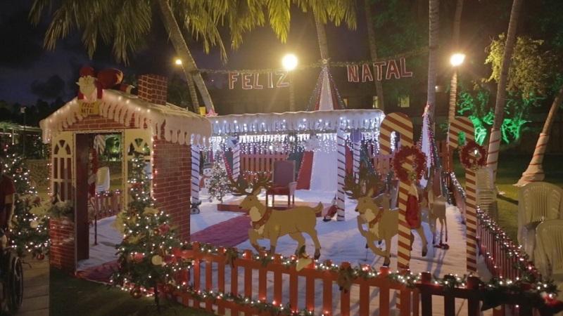Natal em Maragogi - Brasil