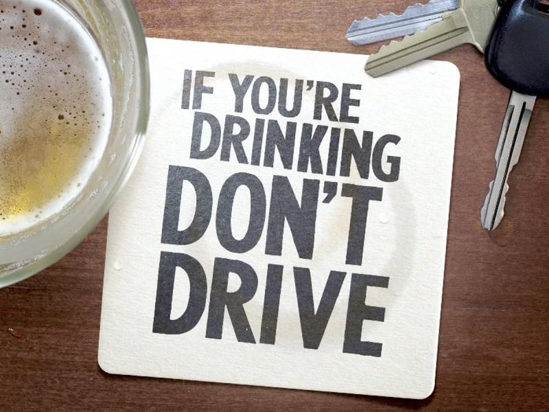 Se beber, não dirija
