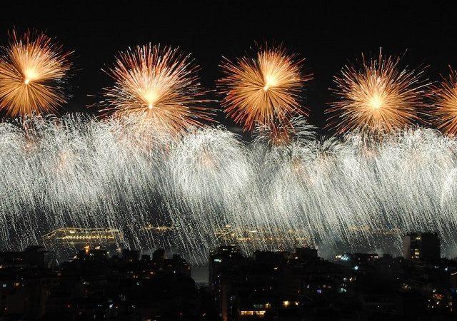 Ano Novo em São Miguel dos Milagres