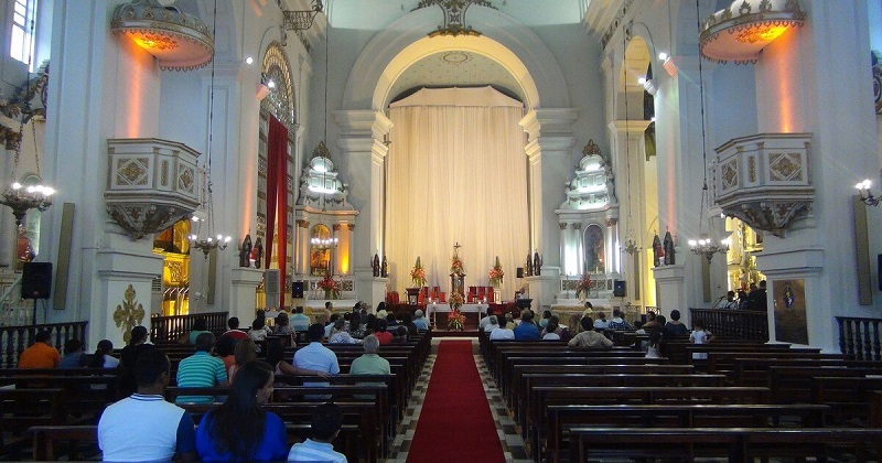 Catedral Metropolitana em Maceió