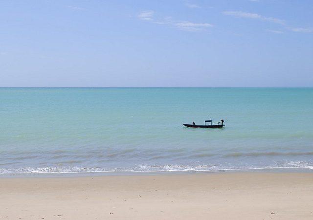 Praia de Ipioca próxima a Maceió
