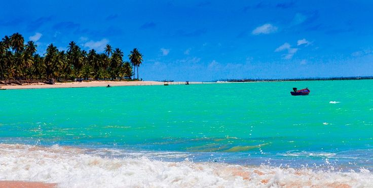 Praia de Ipioca - Visual paradisíaco